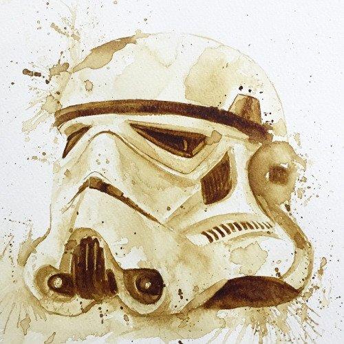 Star wars kave festmeny