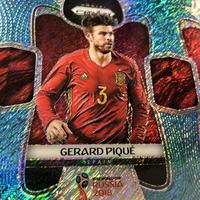 A Panini aláírt kártyákkal is tömi a World Cup Prizm 1st Off the line kartonjait
