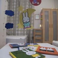 Újragondolt húsvéti dekoráció Miffyvel