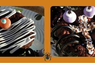 Csodás csokis muffin...