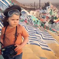 Négy éves kisfiú fotóival adnak ki könyvet Amerikában