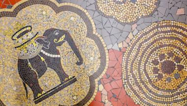 Elképesztően szép párizsi padlók
