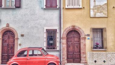 Barangolj Federico Fellini szülővárosában!