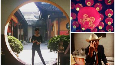 Kelet, mint inspiráció - Kína