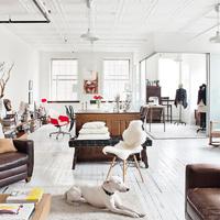 Fehér loft - otthonosan