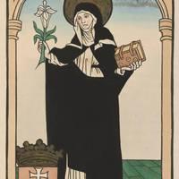 2018. január 18. Szent Margit szűz