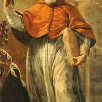 2017. december 11. Szent I. Damazus pápa és hitvalló