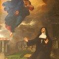 2017. október 17. Alacoque Szent Mária Margit szűz