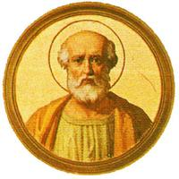 Július 28. I. Szent Ince pápa és hitvalló