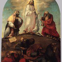 2017. augusztus 6. A mi Urunk Jézus Krisztus Színeváltozása