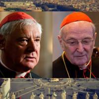 Halála előtt Meisner bíboros a pénteken elbocsájtott Müller bíborossal beszélgetett