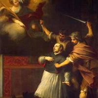 2017. szeptember 17. Arbues Szent Péter vértanú