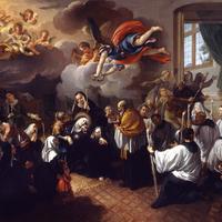 2017. június 19. Falconieri Szent Juliána szűz; Szent Gervázius (Gyárfás) és Protáz vértanúk