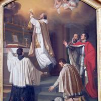 2017. szeptember 18. Kupertinói Szent József hitvalló