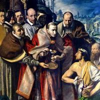 2017. november 4. Boromeo Szent Károly püspök és hitvalló