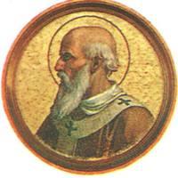 2017. július 3. Szent II. Leó pápa és hitvalló