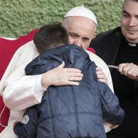 Az ateista apa a mennyben van? - Megint torzítják Ferenc pápa szavait