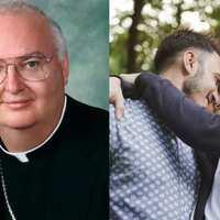 Amerikai püspök: A homoszexuális párok bűnbánat nélkül is részesülhetnek szentáldozásban és egyházi temetésben