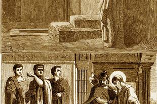 2017. április 26. Szent Klétus és Marcellinus pápák és vértanúk