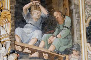 2017. június 29. Szent Péter és Pál apostolok