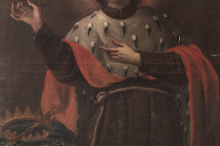 2017. augusztus 25. Szent Lajos király, hitvalló