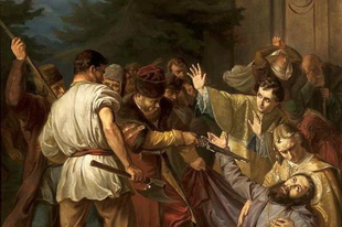 2017. november 14. Szent Jozafát püspök és vértanú