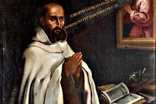 2017. november 24. Keresztes Szent János hitvalló és egyháztanító