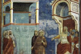 2017. október 4. Assisi Szent Ferenc hitvalló