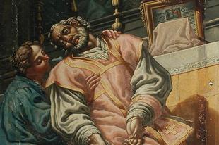 2017. augusztus 27. Kalazanci Szent József hitvalló