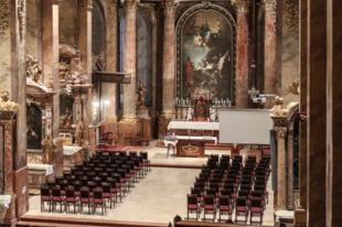 Szentélyrombolás a győri székesegyházban II.