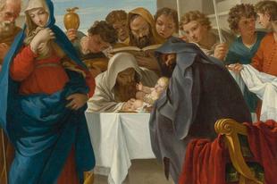 2018. január 1. Az Úr körülmetéltetése és Karácsony nyolcada - Kiskarácsony