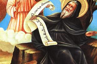 2017. június 18. Szíriai Szent Efrém diakónus, hitvalló és egyháztanító; Szent Marcellin és Márk vértanúk
