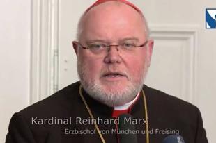 """Marx bíboros: Nem indítványoztam a meleg párok megáldását, csak a """"lelki buzdításukat"""""""