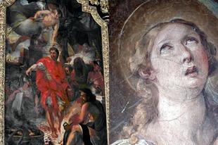 2017. augusztus 11. Szent Tiburcius (Tibor) és Zsuzsanna szűz vértanúk