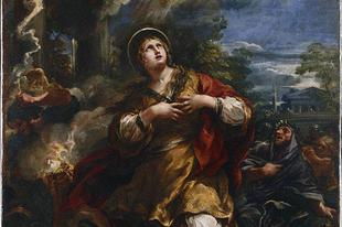 2018. január 30. Szent Martina szűz és vértanú (+228)