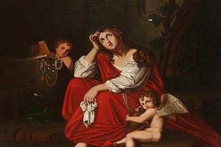 2017. július 22. Bűnbánó Szent Mária Magdolna