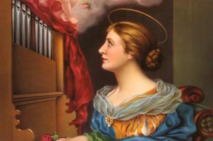2017. november 22. Szent Cecília szűz és vértanú