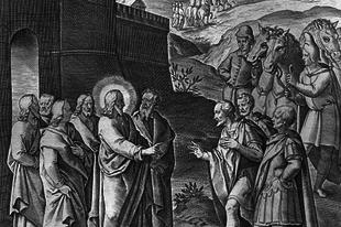 2017. október 22. Pünkösd utáni huszadik vasárnap