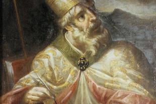 2017. november 23. I. Szent Kelemen pápa és vértanú