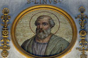 2017. szeptember 23. Szent Linus pápa és vértanú