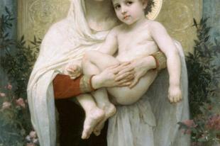 2017. szeptember 12. A Boldogságos Szűz Mária szentséges neve (Festum Sanctissimi Nominis B. M. V.)
