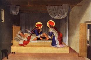 2017. szeptember 27. Szent Kozma és Damján vértanúk