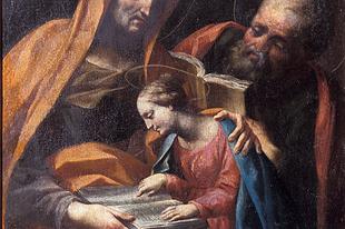 2017. augusztus 16. Szent Joakim, a Boldogságos Szűz Mária atyja