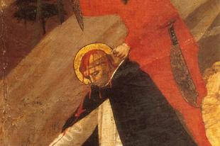 2017. április 29. Veronai Szent Péter vértanú