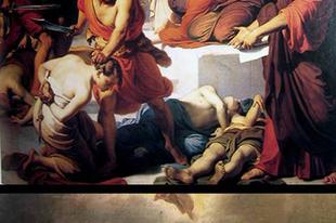 2017. július 10. Hét Szent vértanú testvér; Szent Rufina és Szekunda szüzek és vértanúk