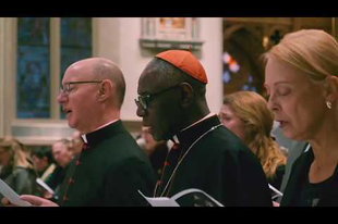VIDEÓ: Robert Sarah bíboros a csendről