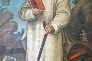 2017. október 6. Szent Brúnó hitvalló és rendalapító
