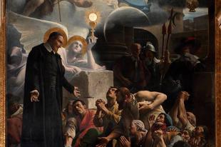 2017. július 19. Páli Szent Vince hitvalló