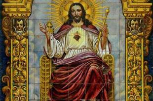 2017. október 29. Krisztus királyságának ünnepe (Festum D. N. Iesu Christi Regis) - Október utolsó vasárnapja