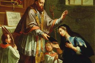 2018. január 29. Szalézi Szent Ferenc püspök, hitvalló és egyháztanító